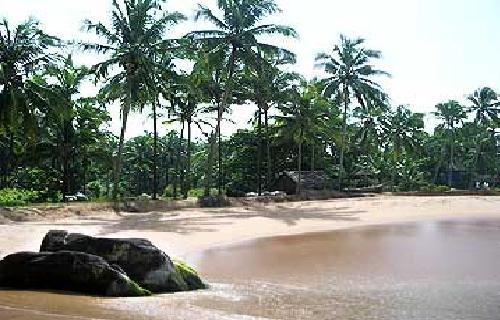 Kappad Beach, the main tourist spot of Calicut