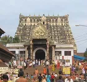 Shri Padmanabhaswamy temple photo