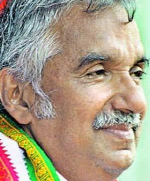 Oommen Chandy Photo