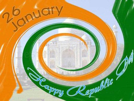 Republic Day 26th January Wallpaper