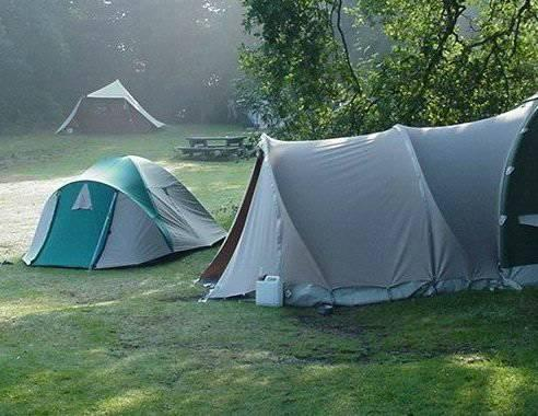 Camping in India as an outdoor sport