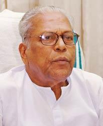 v.s Achuthanandan