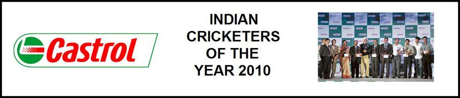 Castrol Cricketer of the Year Award