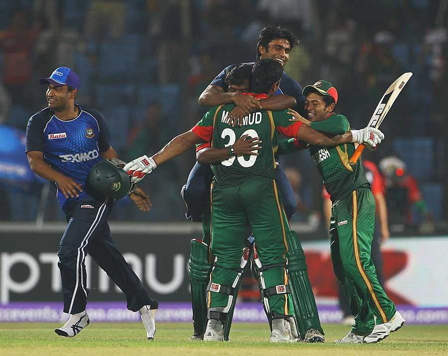 Victory of Bangladesh