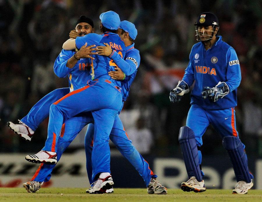 India winning
