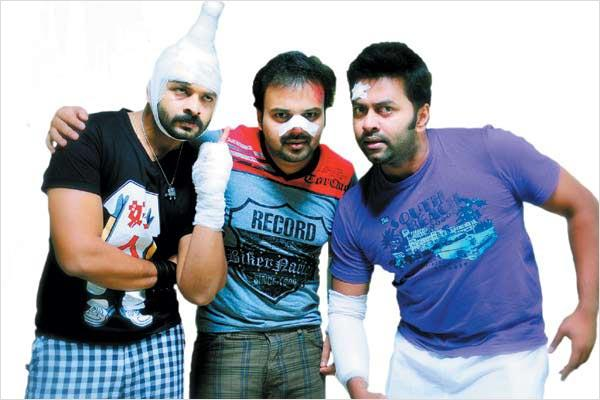 Malayalam Movie 3 Kings Review-Story- Cast and Crew
