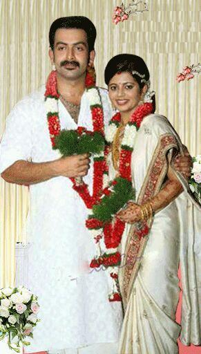 Prithviraj Wedding Reception Photo