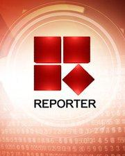 Logo of Reporter news channel