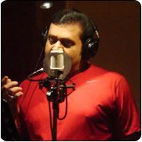 Suresh Gopi as a playback singer