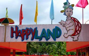 Happy Land logo