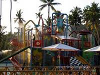 Happy Land AMusement park