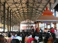 Marriage stage at Guruvayoor temple