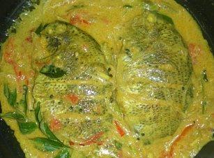 Fish molee