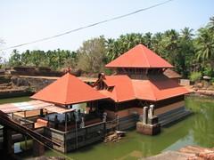 Ananthapura Lake Sree Ananthapadmanabha Swamy Temple