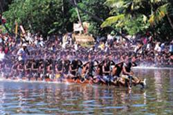 Snake boat races