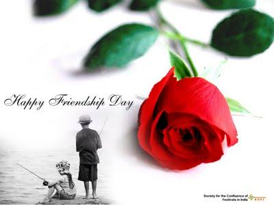 Happy Friendship Day 2011 SMS