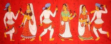 Kolatam dance