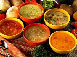 Soup Recipes- Non Veg and Veg