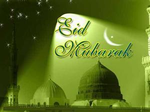 Eid Mubarak SMS 2011