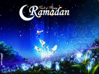 Ramadan Facebook Profile Status Messages 2011