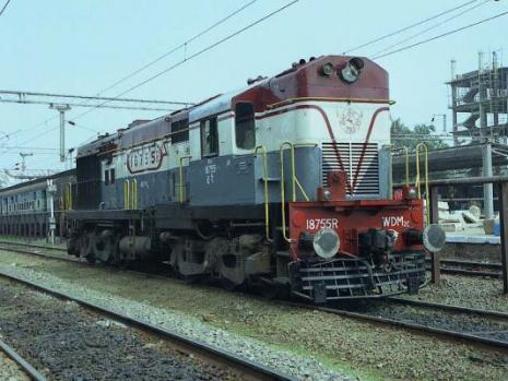 Onam special train