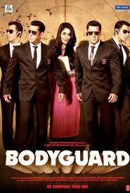 Bodygurad Salman Posters