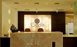 the cradle, women and child care centre