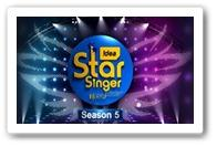 Idea Star Singer Season 5 Live