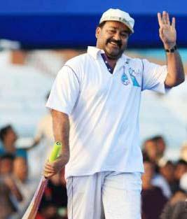 Mohanlal Kerala Strikers