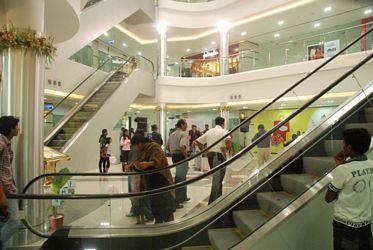 Abad Nucleus Mall in Maradu