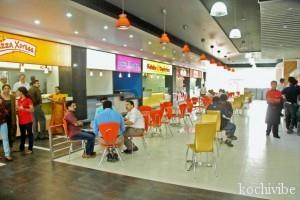 Abad Nucleus Mall in Maradu