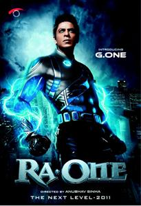 Ra.One Releasing theatres in Kerala
