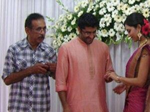 Actress Mamatha Mohandas gets engaged to businessman Preejith