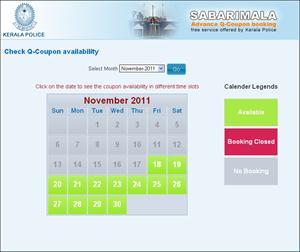 Sabarimala online queue booking – Register for sabarimala darsan