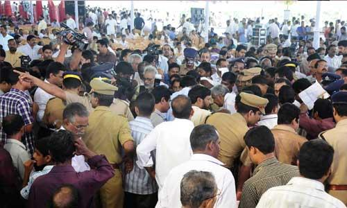 Watch Kerala CM Mass Contact Programmes Live Webcast Online