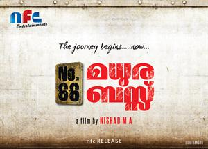 No.66 Madurai Bus Malayalam Movie Poster