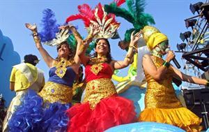 Cochin Carnival Programs