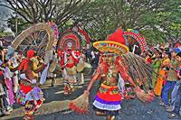 Cochin Carnival Attractions