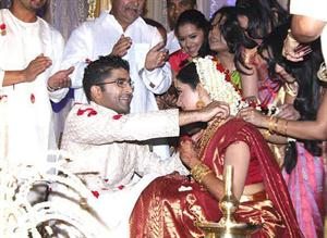 Mamta Mohandas malayalam actress gets married to Prajith Padmanabhan