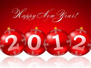 Top New Year SMS Messages and Facebook Status for the Year 2012