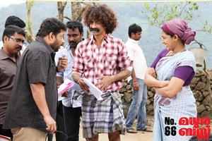 Makarand Deshpande in malayalam through No.66 Madurai Bus movie