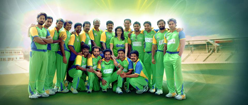 CCL2 Kerala Strikers