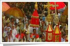 Arthunkal Perunnal Procession