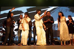 3 Tamil movie audio release function on Surya TV