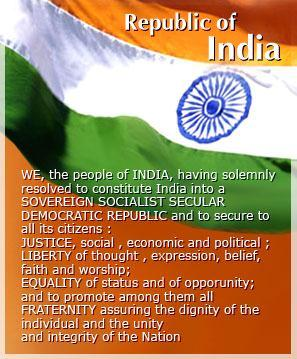 Republic Day India 2012 SMS and facebook status updates