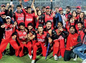 Telugu Warriors wins over Amma