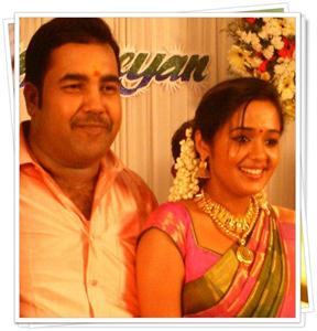 Malayalam Actress Ananya Engagement with Anjaneyan Photos