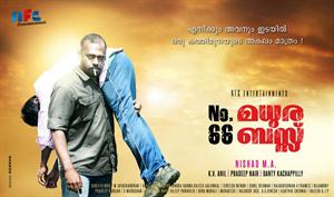 No 66 Madurai Bus Malayalam Movie Posters