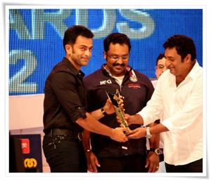 Vanitha Film Awards 2012 on Mazhavil Manorama – March 31st and April 1 at 630 PM