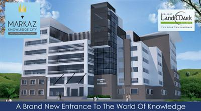 Markaz Knowledge City at Kaithapoyil, Calicut (Kozhikode): 300 Crore project under construction